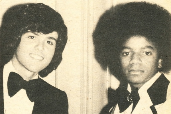 Donny Osmond and Michael Jackson share the pain of growing up in the spotlight